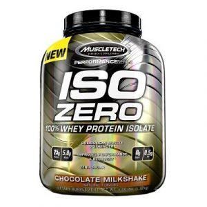 Muscletech Iso Zero % 100 Whey Protein Isolate 1816 Gr