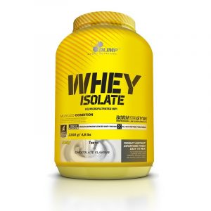 Olimp Whey Protein Isolate 2200 Gr