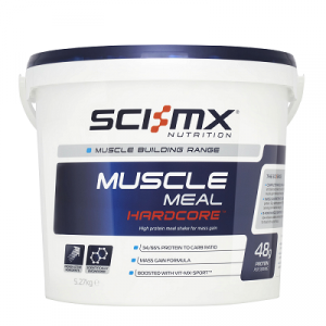 Sci-mx Nutrition Muscle Meal Hardcore 5,27 kg