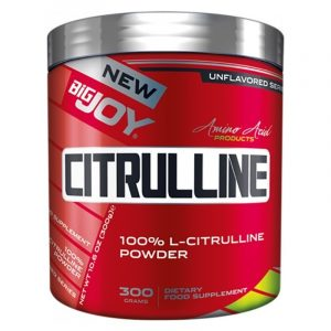 Big Joy Citrulline Powder 300 Gr