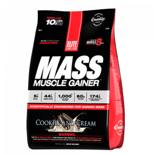 Elite Labs Mass Muscle Gainer 2304 Gr