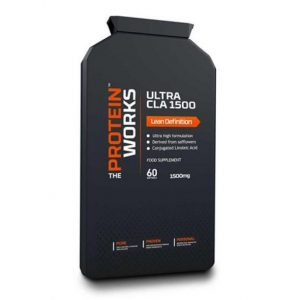 The Protein Works CLA 1000 mg 120 Softgels