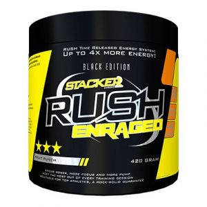 Stacker Europe Rush Enraged 420 Gram