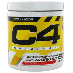 Cellucor C4 Original Pre Workout 360 Gr
