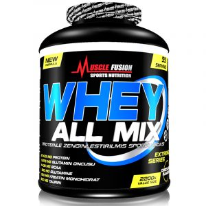 Muscle Fusion Extreme Whey All Mix 2200 Gr