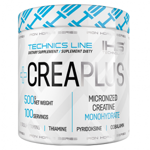IHS Nutrition Crea Plus 500 Gr