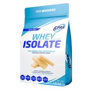 6Pak Nutrition Whey Isolate 1800 Gr
