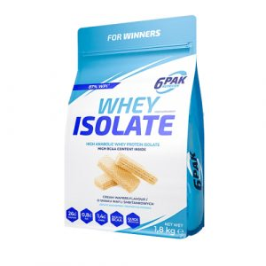 6Pak Nutrition Whey Isolate 700 Gr
