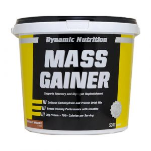 Dynamic Nutrition Mass Gainer 5000 Gr