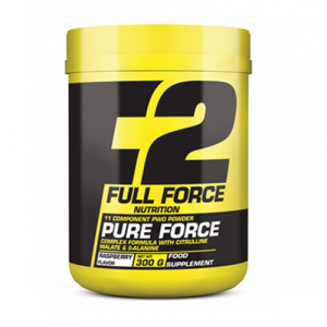 Full Force F2 Nutrition Pure Force Pre-Workout 300 Gr