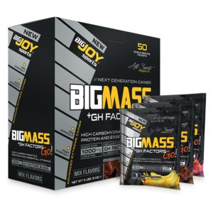 Big Joy Big Mass +GH Factors 50 Saşe